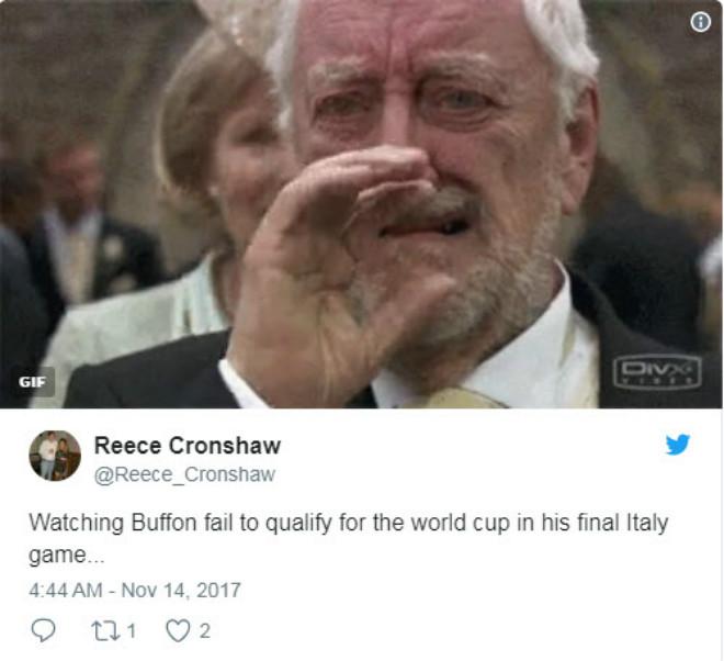 "Italia, Buffon lỡ World Cup: Triệu fan xót xa, ""cầu cứu"" Ancelotti - 4"