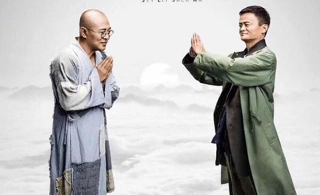 """Jack Ma hạ 11 cao thủ: """"Hộ pháp Thiếu Lâm"""" gọi là """"võ tiền"""" 1"""