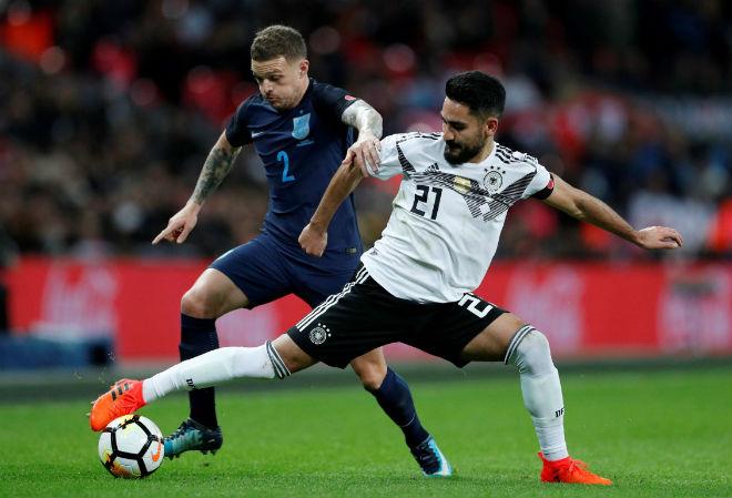 """ĐT Anh - Brazil: Neymar ra oai, """"Sư tử non"""" khó gầm vang 1"""