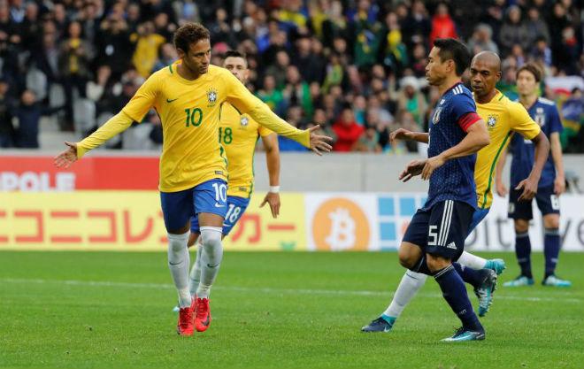 """ĐT Anh - Brazil: Neymar ra oai, """"Sư tử non"""" khó gầm vang 2"""