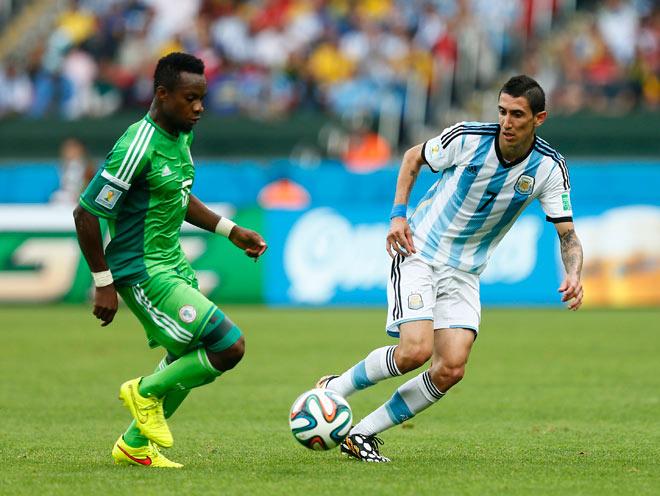 """Argentina – Nigeria: """"Vua giao hữu"""" thử lửa """"Siêu đại bàng"""" - 1"""