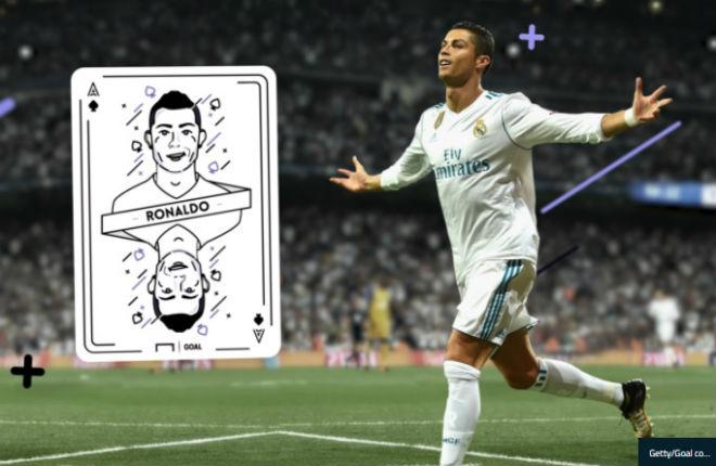 Ronaldo hay nhất năm 2017: Messi thua tâm phục, lạc trôi ngoài tốp 3 - 1
