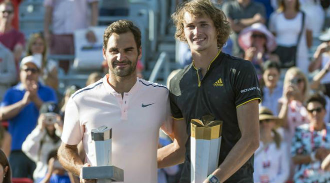 Chi tiết Federer - Zverev: Tốc hành giành 3 break (ATP Finals) (KT) 3