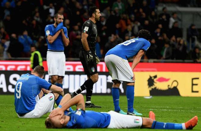 ĐT Italia và cú sốc 60 năm: Lỡ World Cup chỉ là khởi đầu thảm họa - 1