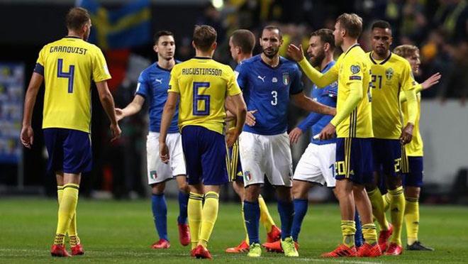 ĐT Italia và cú sốc 60 năm: Lỡ World Cup chỉ là khởi đầu thảm họa - 2