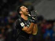 Bóng đá - Italia lỡ World Cup: Buffon khóc như mưa, De Rossi mắng HLV