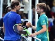 Thể thao - Nadal - Goffin: Kết quả chấn động và lời chia tay tiếc nuối (ATP Finals 2017)