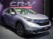 Tin tức ô tô - 3 phiên bản Honda CR-V 2017 ở Việt Nam có gì khác biệt?