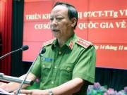 Tin tức trong ngày - Thượng tướng Lê Quý Vương nói về cấp mã số định danh cá nhân