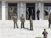 Tình tiết mới vụ lính Triều Tiên bị bắn  40 phát  khi đào tẩu
