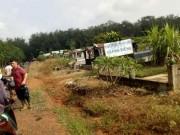 An ninh Xã hội - Sát hại vợ rồi đốt xác phi tang tại nghĩa trang