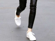 Đi giày trắng mà không biết cách làm sạch này thì quá tiếc!