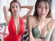 """"""" Nữ thần gợi cảm """"  khiến quý ông Thái Lan không ngừng khao khát"""