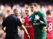Tin HOT bóng đá tối 14/11:  Vua thẻ phạt  bắt trận Arsenal - Tottenham