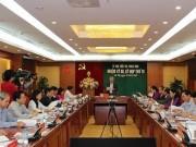 Tin tức trong ngày - Ủy ban Kiểm tra Trung ương kỷ luật nhiều cán bộ cấp cao