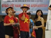"""Bóng đá - Bóng hồng """"cháy"""" hết mình giúp ĐT Việt Nam làm nên lịch sử"""