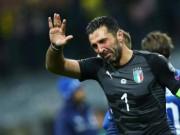 Buffon lỡ World Cup:  Trời phụ người tài , khốn khổ nhất 2017