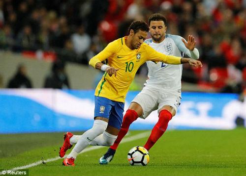 Chi tiết Anh - Brazil: Kịch tính đến phút chót (KT) 19