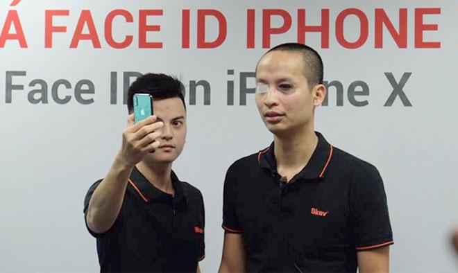 Thấy gì từ sau màn trình diễn mở khóa iPhone X bằng mặt nạ của Bkav? - 3