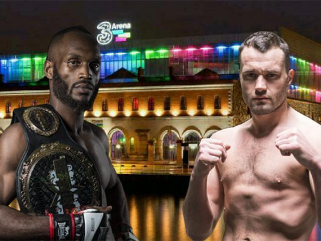 Đại chiến UFC: 5 hiệp quần thảo, đấm đá như mưa 1
