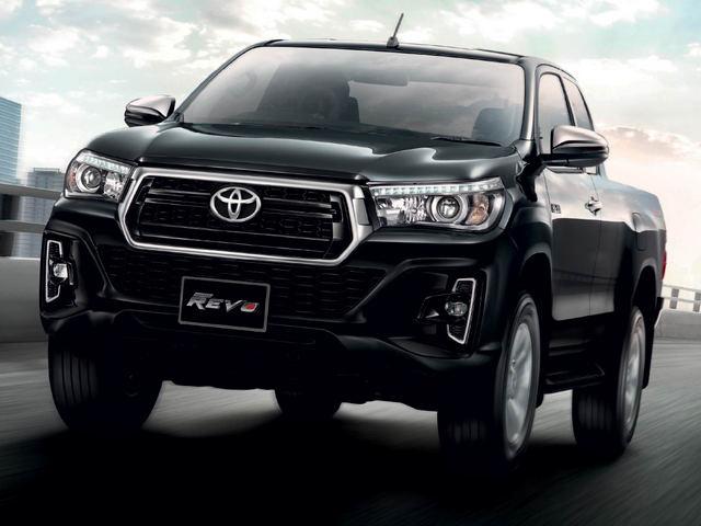 Toyota Hilux 2018 ra mắt, giá từ 466 triệu đồng
