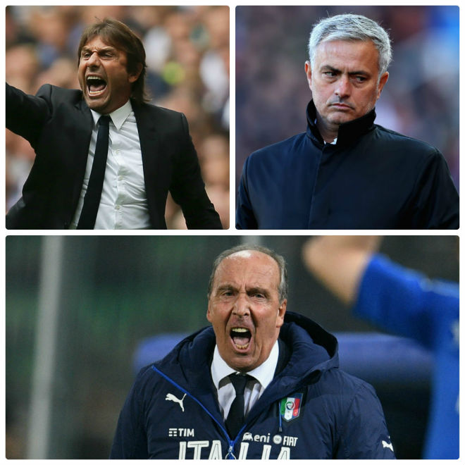 Ghế HLV tuyển Italia: Mourinho bất ngờ được đề cử, MU lo ngay ngáy 1