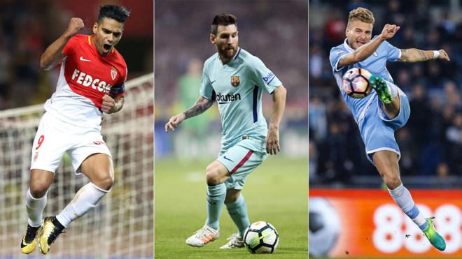 "Messi ""dội bom"": 12 bàn/11 trận vẫn kém xa ""bom xịt"" MU 1"