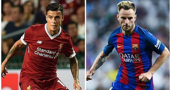 Tin bóng đá HOT tối 15/11: Barca gạ đổi Rakitic lấy Coutinho 1
