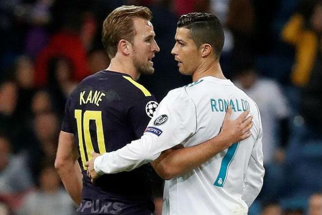 Vua dội bom châu Âu: Kane 200 triệu bảng thay Ronaldo đấu hỏa lực Messi (P2)