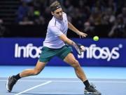 Federer - Zverev: Kịch tính 3 set, chiến quả như mơ (ATP Finals)