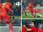 """Bóng đá - Lukaku phá siêu kỷ lục ghi bàn 77 năm, chờ """"hồi sinh"""" ở MU"""