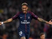 Ông hoàng lương bổng: Khủng khiếp Neymar hơn nửa triệu bảng/tuần