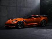 Siêu xe cơ bắp Chevrolet Corvette ZR1 2019 lộ diện