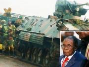 Thế giới - Nổ lớn ở thủ đô Zimbabwe, quân đội chiếm đài truyền hình quốc gia