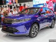 Toyota Harrier 2018 có giá từ 1,28 tỷ đồng