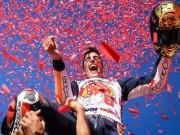 """Đua xe MotoGP: Kết cục cay đắng,  """" Nhà vua """"  đăng quang hoành tráng"""