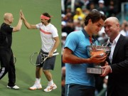 """Federer 19 Grand Slam,  """" số 1 của mọi số 1 """" : Khó bằng Nadal"""