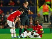 """Pogba ăn chơi đàn đúm: Mourinho nóng mặt, dùng  """" bàn tay thép """""""