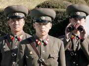 """Tin mới nhất vụ lính Triều Tiên bị bắn  """" 40 phát """"  khi đào tẩu"""