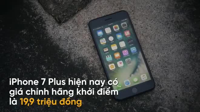 6 lý do iPhone 7 Plus đáng mua hơn iPhone X và iPhone 8 rất nhiều