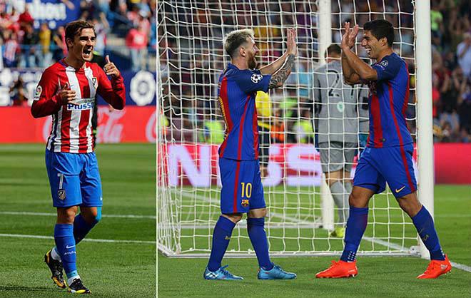 Barca vượt MU, sắp có Griezmann: Mảnh ghép hoàn hảo cạnh Messi 2