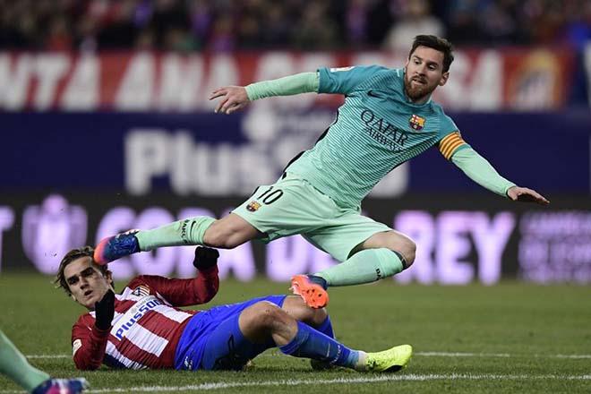 Barca vượt MU, sắp có Griezmann: Mảnh ghép hoàn hảo cạnh Messi 1