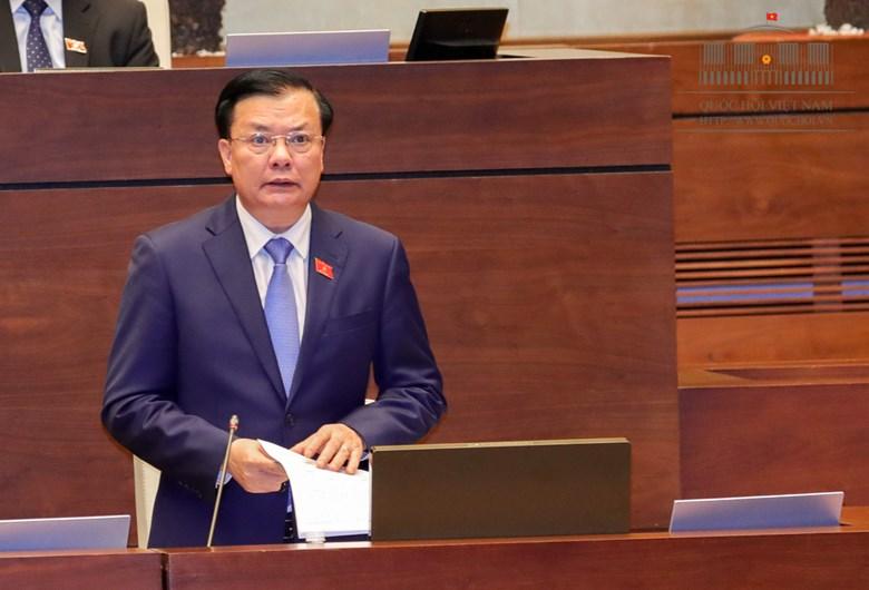 Bộ trưởng Tài chính: Nợ công cao, áp lực trả nợ đang rất lớn