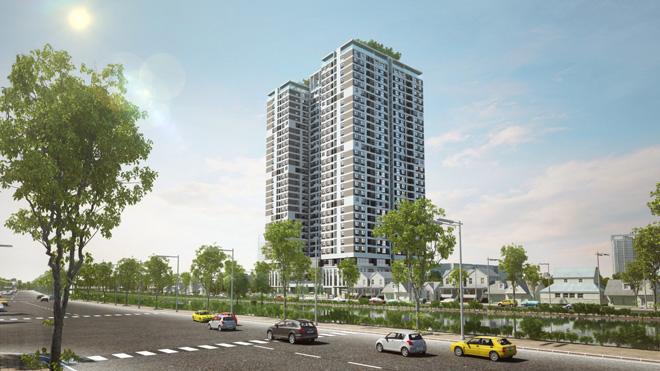 Căn hộ 4 phòng ngủ chiếm lĩnh thị trường bất động sản Hà Nội - 1
