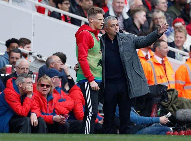 """Chuyển nhượng MU: Mourinho giữ """"báu vật"""" Tominay, quyết không nhả 1"""