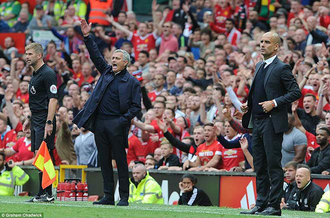 Cuộc chiến siêu HLV: Pep xây đế chế, Mourinho sẽ sớm dứt áo 2