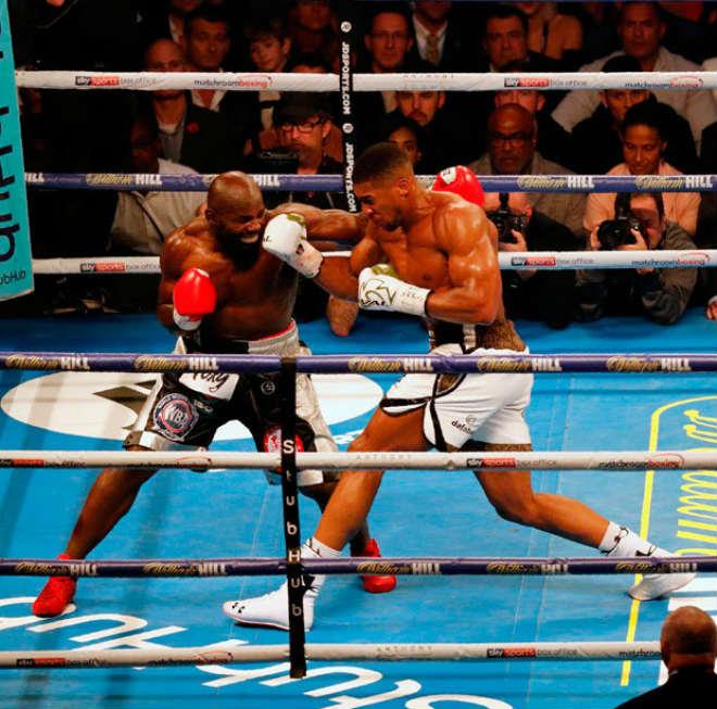 """Vua boxing tự tin """"nhất thống giang hồ"""", mơ vĩ đại hơn Mike Tyson 1"""