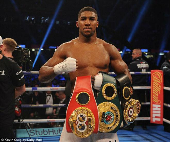 """Vua boxing tự tin """"nhất thống giang hồ"""", mơ vĩ đại hơn Mike Tyson 2"""