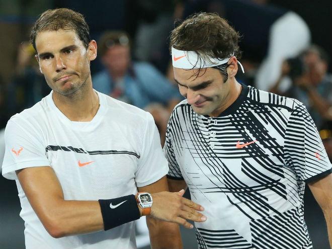 """Nadal số 1 nhưng """"tham thì thâm"""": Thua xa Federer """"biết mình, biết người"""" 2"""