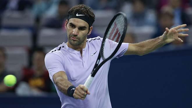 Federer - Cilic: Ngược dòng nghẹt thở, ngạo nghễ ngôi đầu (ATP Finals 2017) - 1